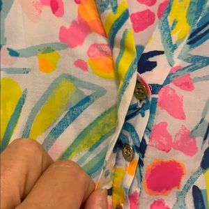 Lilly Pulitzer Tops - Blouse